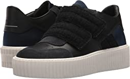 MM6 Maison Margiela - Hook and Loop Low Top