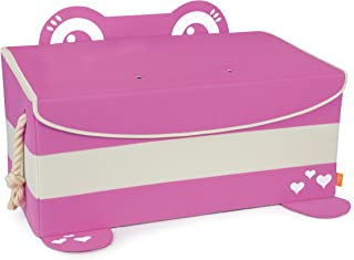 P'Kolino Mess Eater Toy Trunk Storage, Pink (Discontinued by Manufacturer)