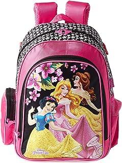 Disney Princess School Backpack for Girls - Multi Color