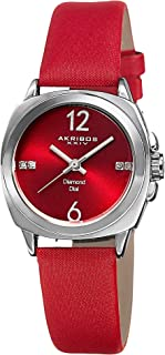 Best wrist watch logo with red square Reviews