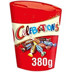Celebrations Chocolate Large Carton 380 g
