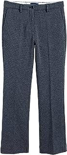 Gant Women's Dogtooth Jersey Pants