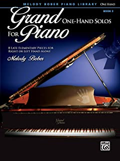 Best one handed piano pieces Reviews