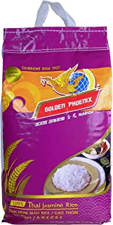 Sponsored Ad - Golden Phoenix Jasmine Rice 50 lb Bag, Long Grain Rice with a Natural Fragrance & Delicate Flavor, Great Fo...