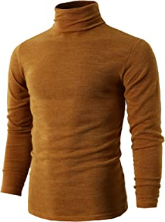 mens polo neck sweaters