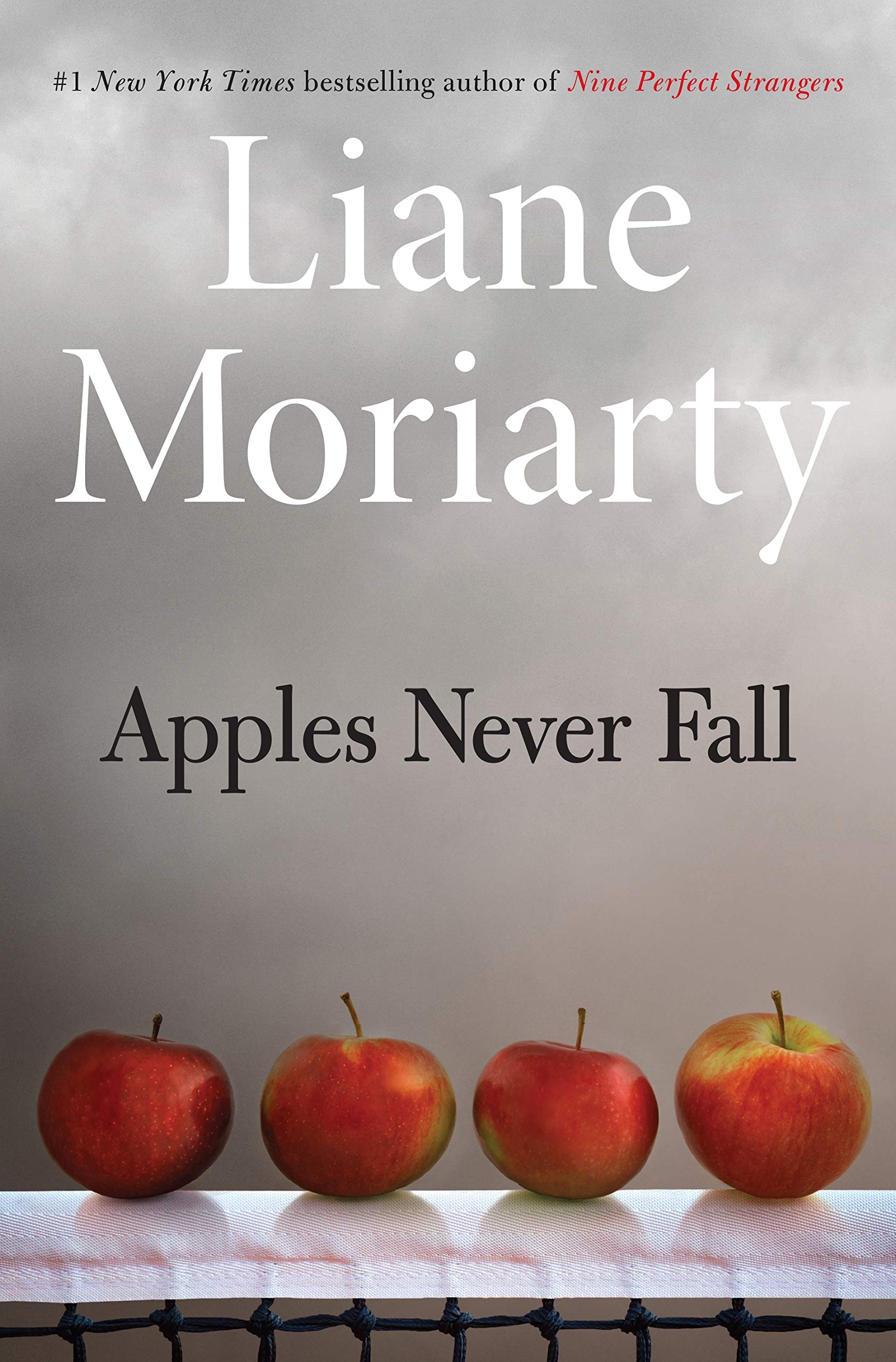 Cover image of Apples Never Fall by Liane Moriarty