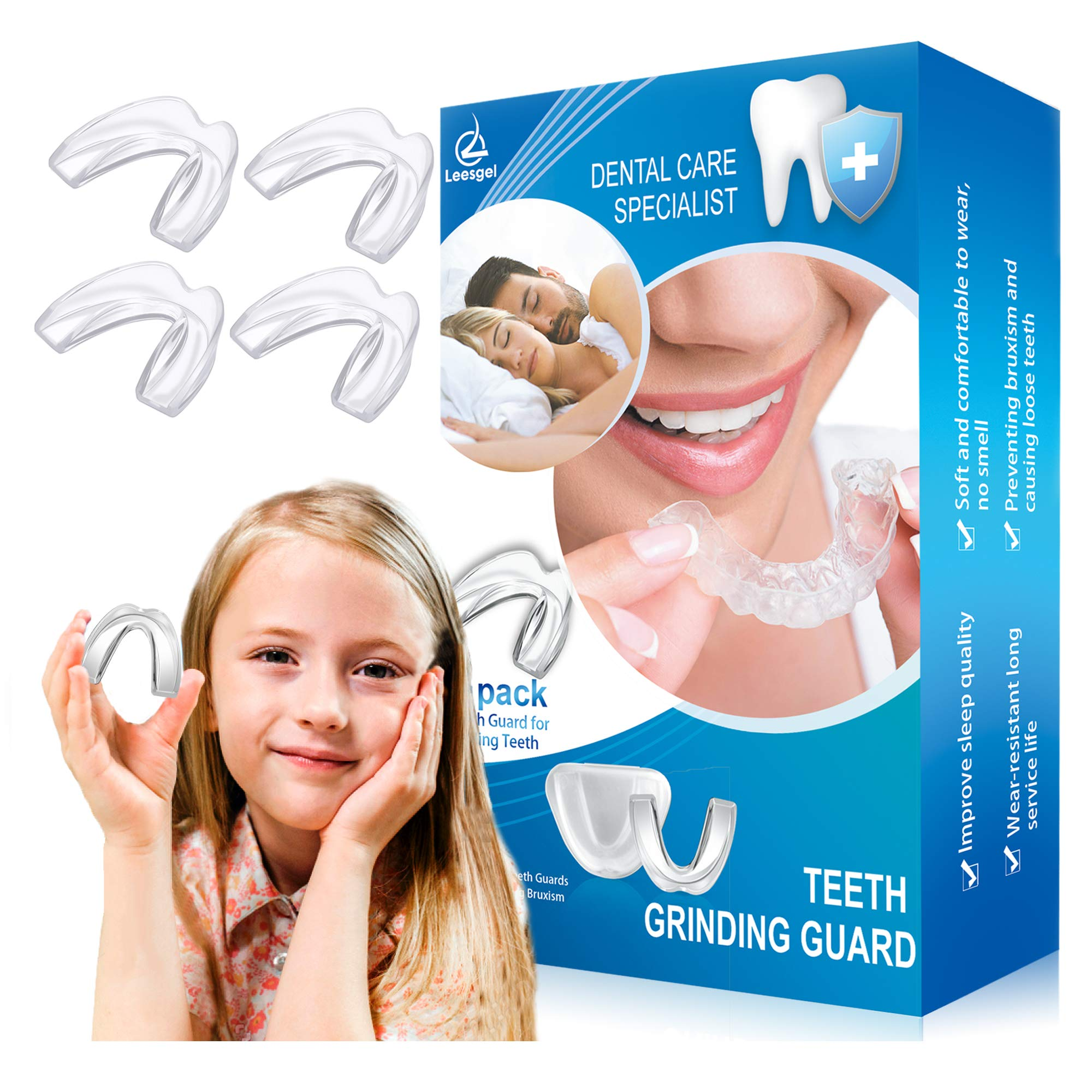 Moldable Mouth Guard Grinding Teeth