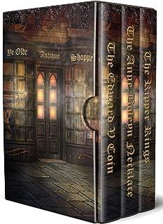 Ye Olde Antique Shoppe: Books 1 - 3