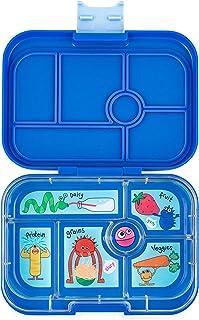 YUMBOX Original Leakproof Bento Lunch Box for Kids (True Blue)