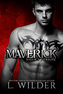 Maverick: Satan's Fury MC (Book 1)