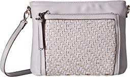 Clarice Top Zip Crossbody