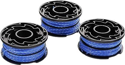 Black+Decker Draadspoel, Reflex Plus, A6441X3-XJ, 3 Stuks, Blauw