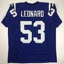 darius leonard colts jersey
