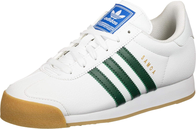 Samoa Deportivos Zapatos Hombre Blanco EG6089 Blanc Vert Rose NOsPf