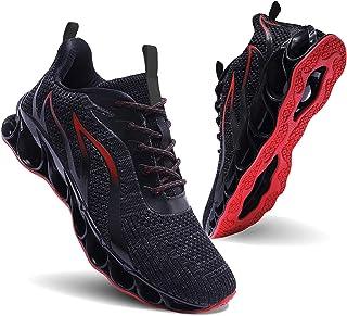 Men Athletic Shoes Mesh Blade Running Gym Tennis Walking...