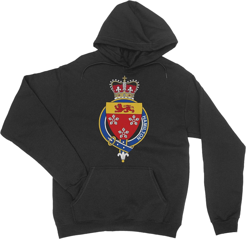 HARD EDGE DESIGN Boy's Youth Irish Ranking Popular brand in the world TOP10 Hamilton Family Garter T-Shir