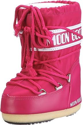 Moon Boot Women's Nylon Snow Boots