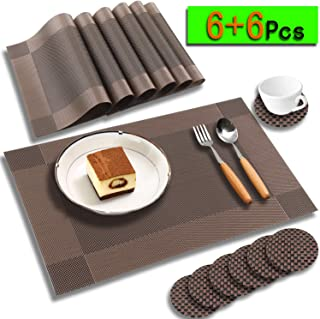 dining mats and coasters