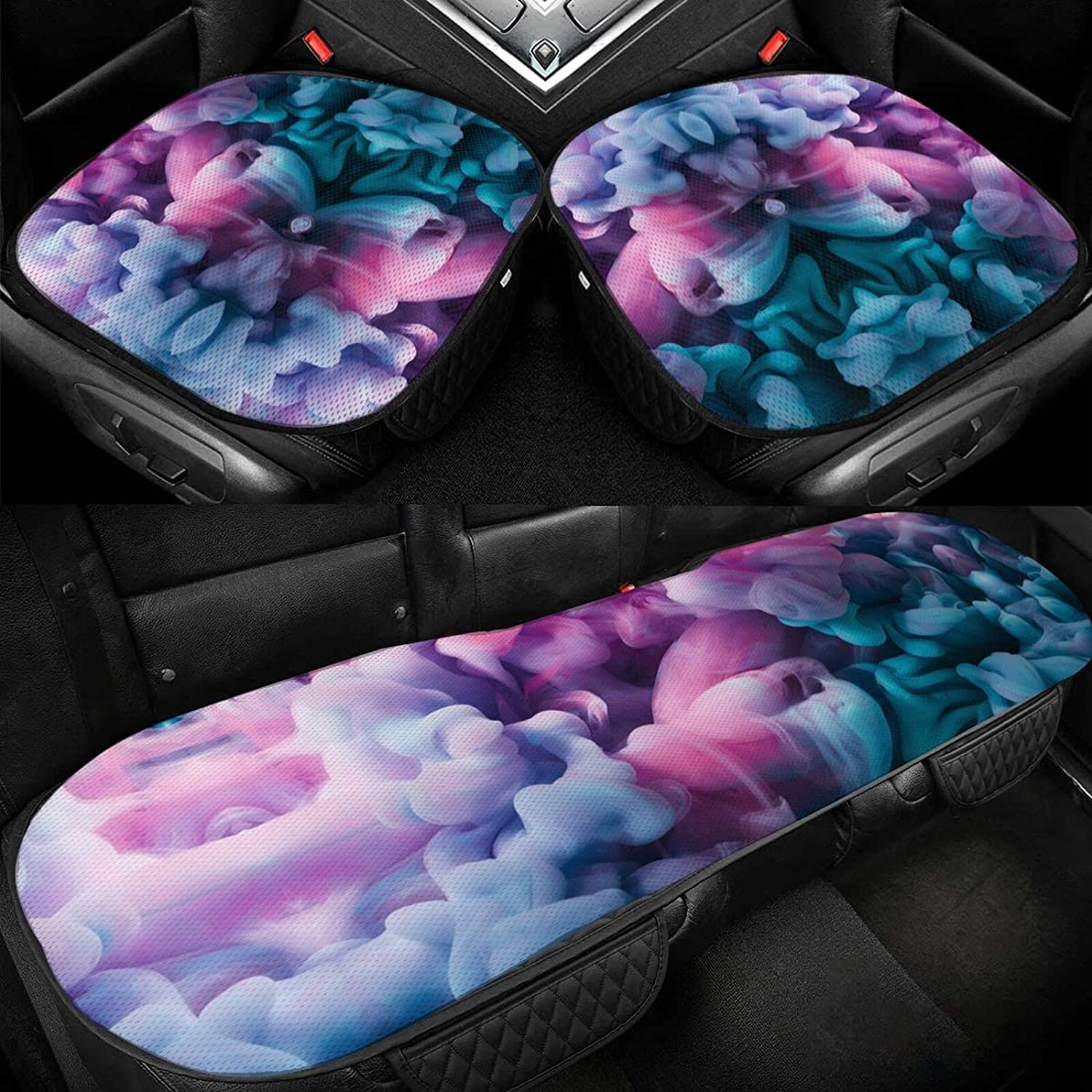 Ink in Water Trust Car Seat Cushion Silk Driver Cover mart Ice Pa