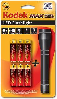 Lanterna LED Rbst 1W e 6 Pilhas AA Comum, Kodak, 30412484