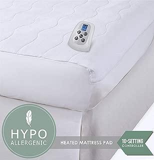 Best serta perfect sleeper heated mattress pad Reviews