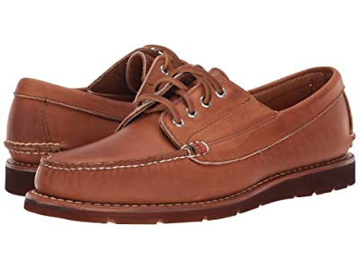 Sperry Gold Cup Handcrafted in Maine 4-Eye Ranger (Tan) Men