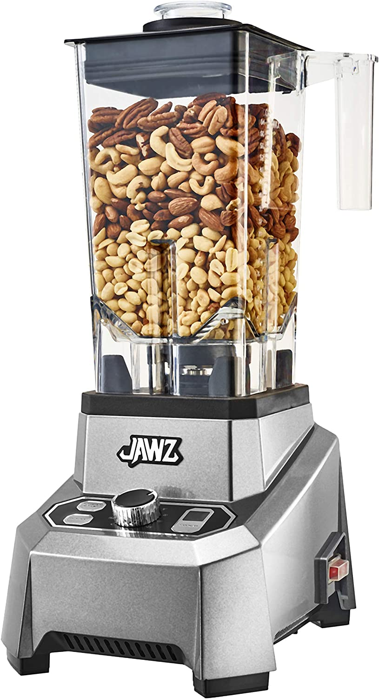 JAWZ High Performance Blenderfor nut butter