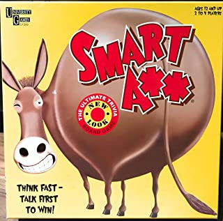 Smart A Game The Ultimate Trivia Game