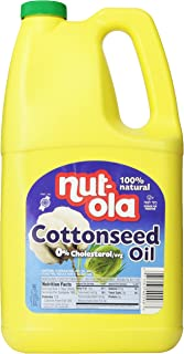 Nutola Cottonseed Oil, 96 Ounce