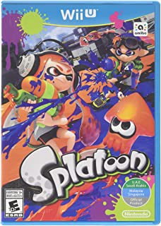 Nintendo WUPPAGME Wii U Splatoon