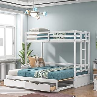 Amazon Com Queen Size Bunk Beds