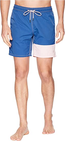 Mr. Swim - Color Block Dale Swim Trunks