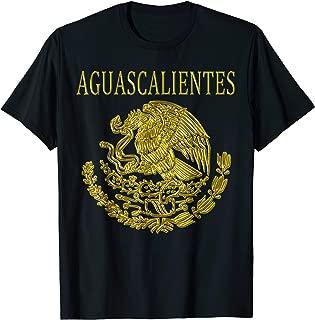 cool popular mexican aguascalientes shirt