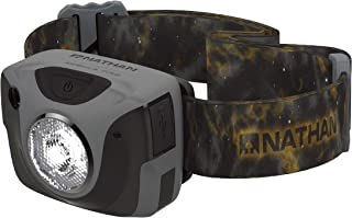 Nathan Nebula Fire Crossover Headlamp, Steel Grey