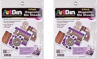 ArtBin Magnetic Die Sheets- 3/Pack (Pack of 2)
