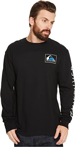 Quiksilver Hold Down Long Sleeve Tee