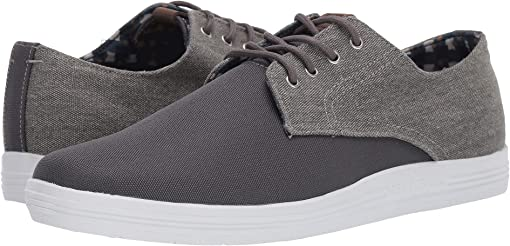 Dark Grey Nylon/Canvas