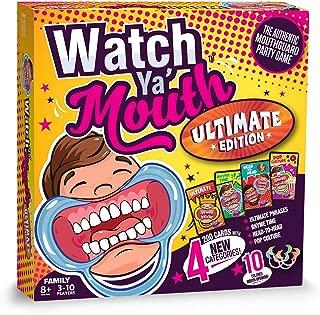 Buffalo Games Watch Ya' Mouth Ultimate Edition