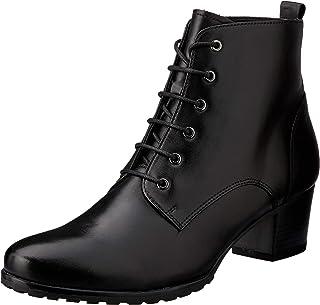 Sandler Kakadu Women's Ankle Lace Up Boot, Black Glove