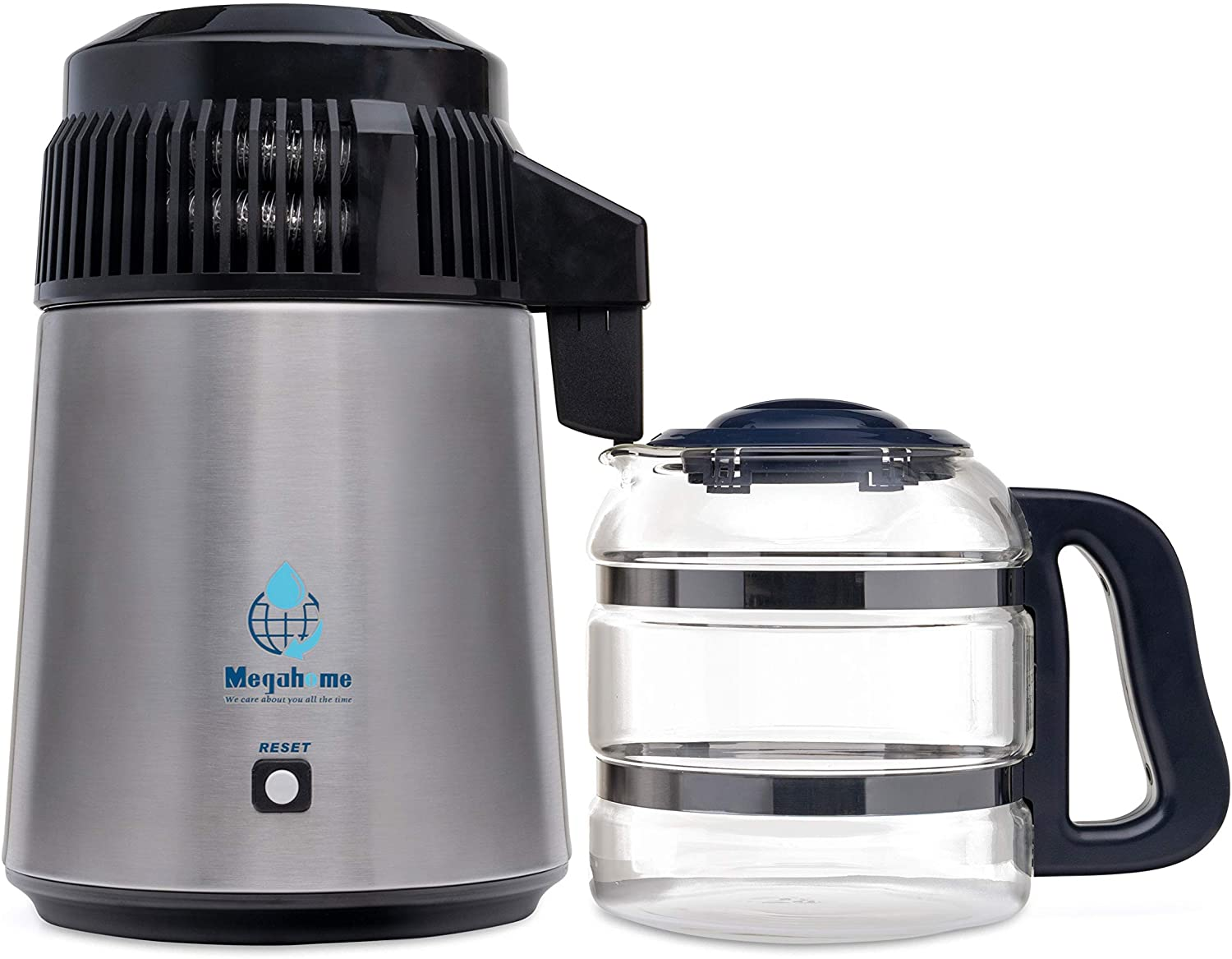 Megahome Stainless Steel Water Distiller
