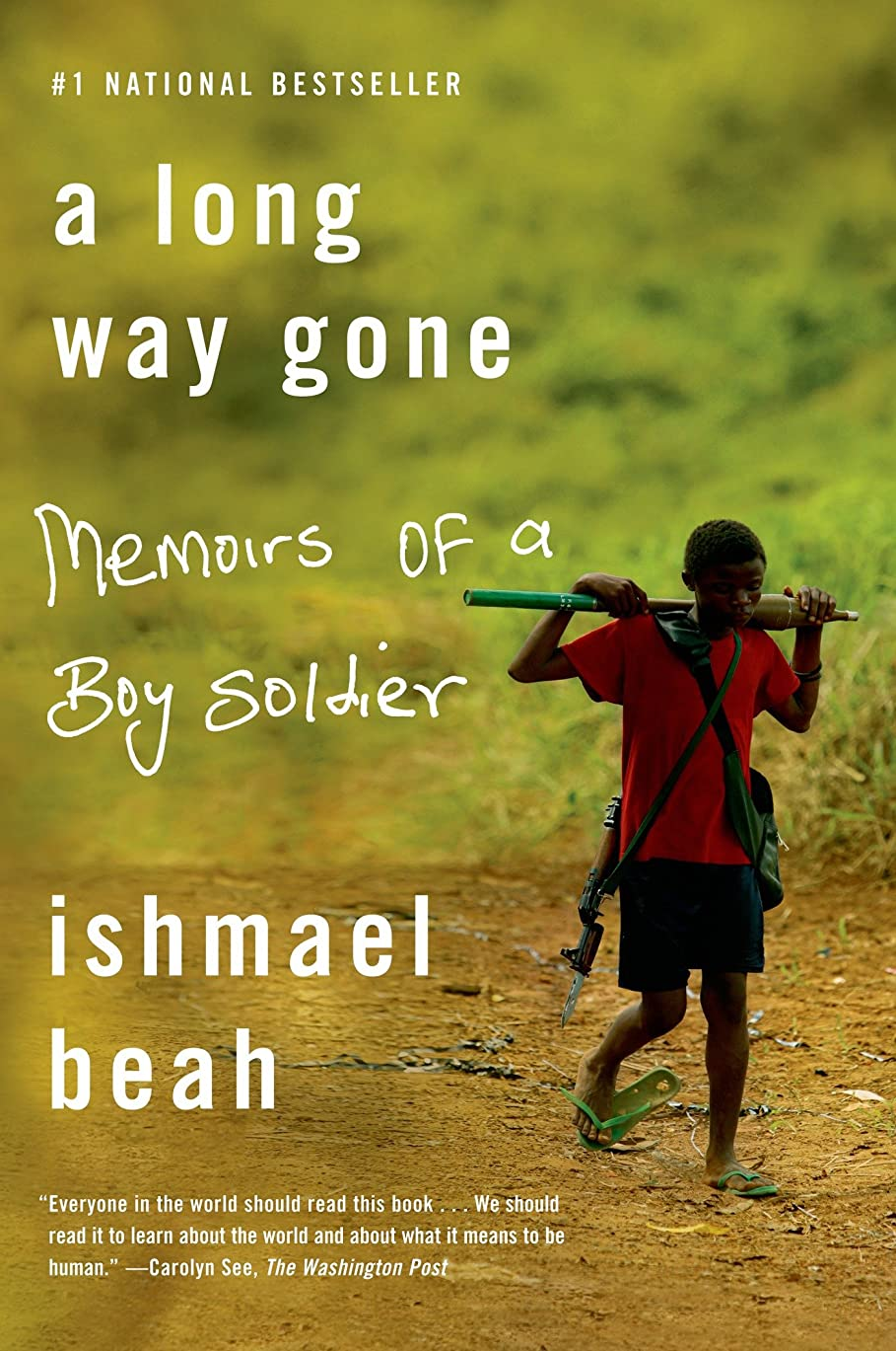 科学者マダムシンボルA Long Way Gone: Memoirs of a Boy Soldier (English Edition)