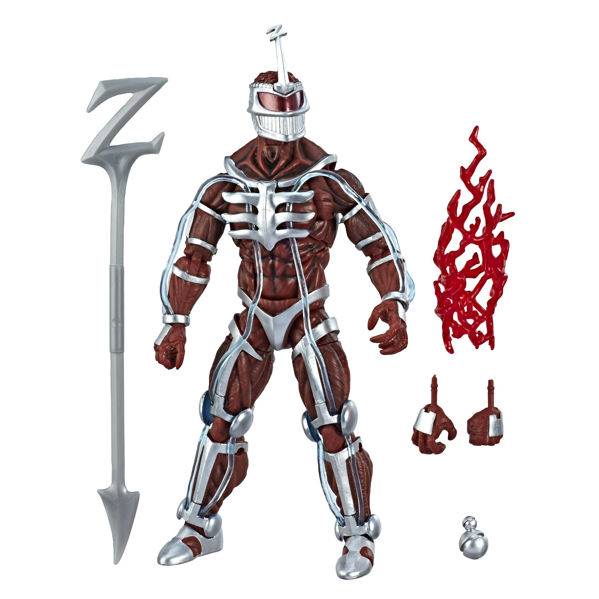 """Power Rangers Hasbro Toys Lightning Collection 6"""" Mighty Morphin Lord Zedd Collectible Action Figure"""
