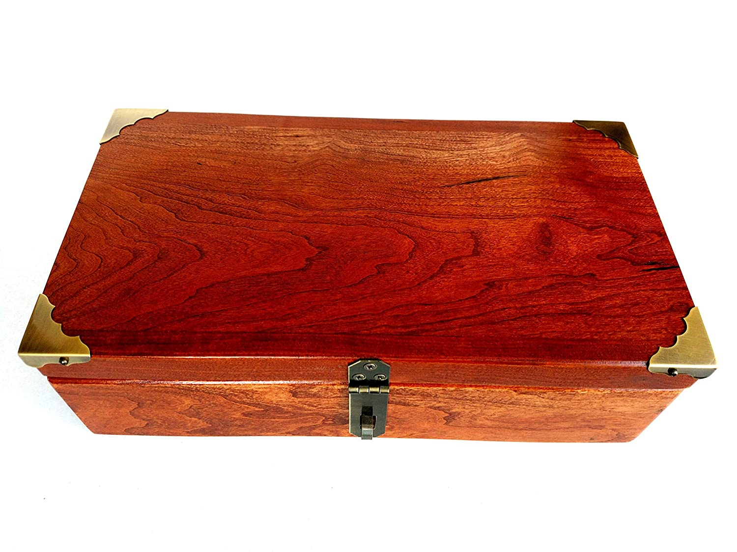 Cherry Japan's largest assortment Max 72% OFF Valet Box with Stash Lid or