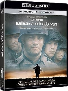 Salvar Al Soldado Ryan [4K UHD + Blu-ray] [Blu-ray]