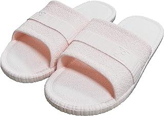 AioTio Pantoufles à Enfiler antidérapantes pour Femmes et pour Hommes Bain à Utiliser en intérieur Sandale Chaussures de P...