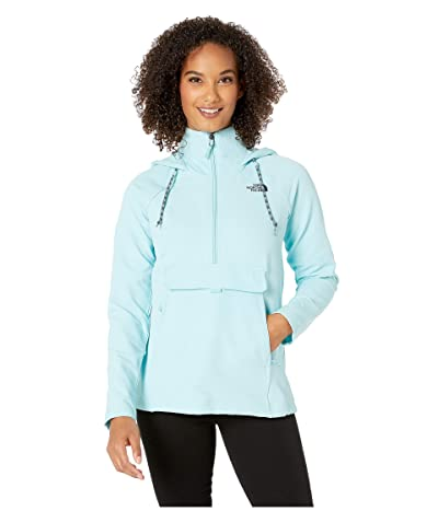 The North Face Tenko Ridge Hoodie (Canal Blue/Canal Blue) Women