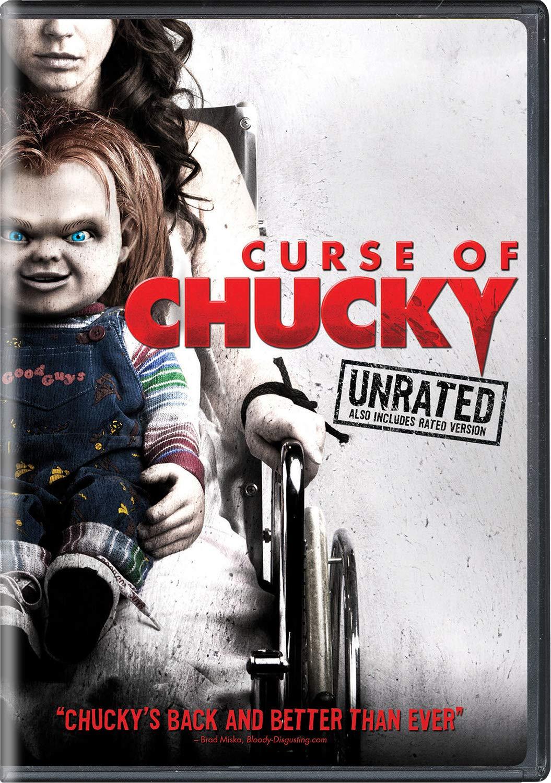Curse Of Chucky Reino Unido Dvd Amazon Es Peliculas Y Tv