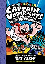 Captain Underpants #5: Captain Underpants and the Wrath of the Wicked Wedgie Women