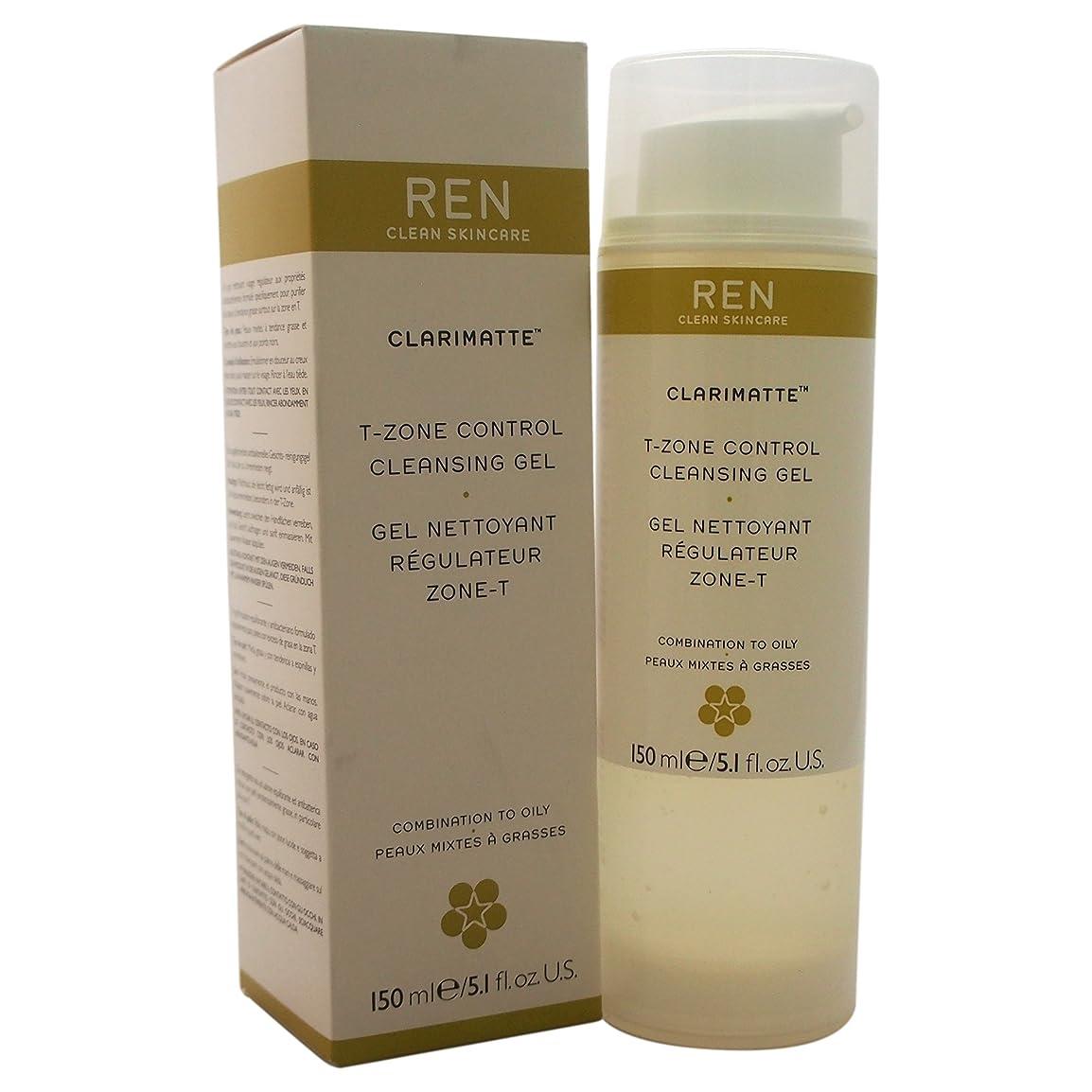 記事証拠姉妹Ren Clarimatte T-Zone Control Cleansing Gel (並行輸入品) [並行輸入品]