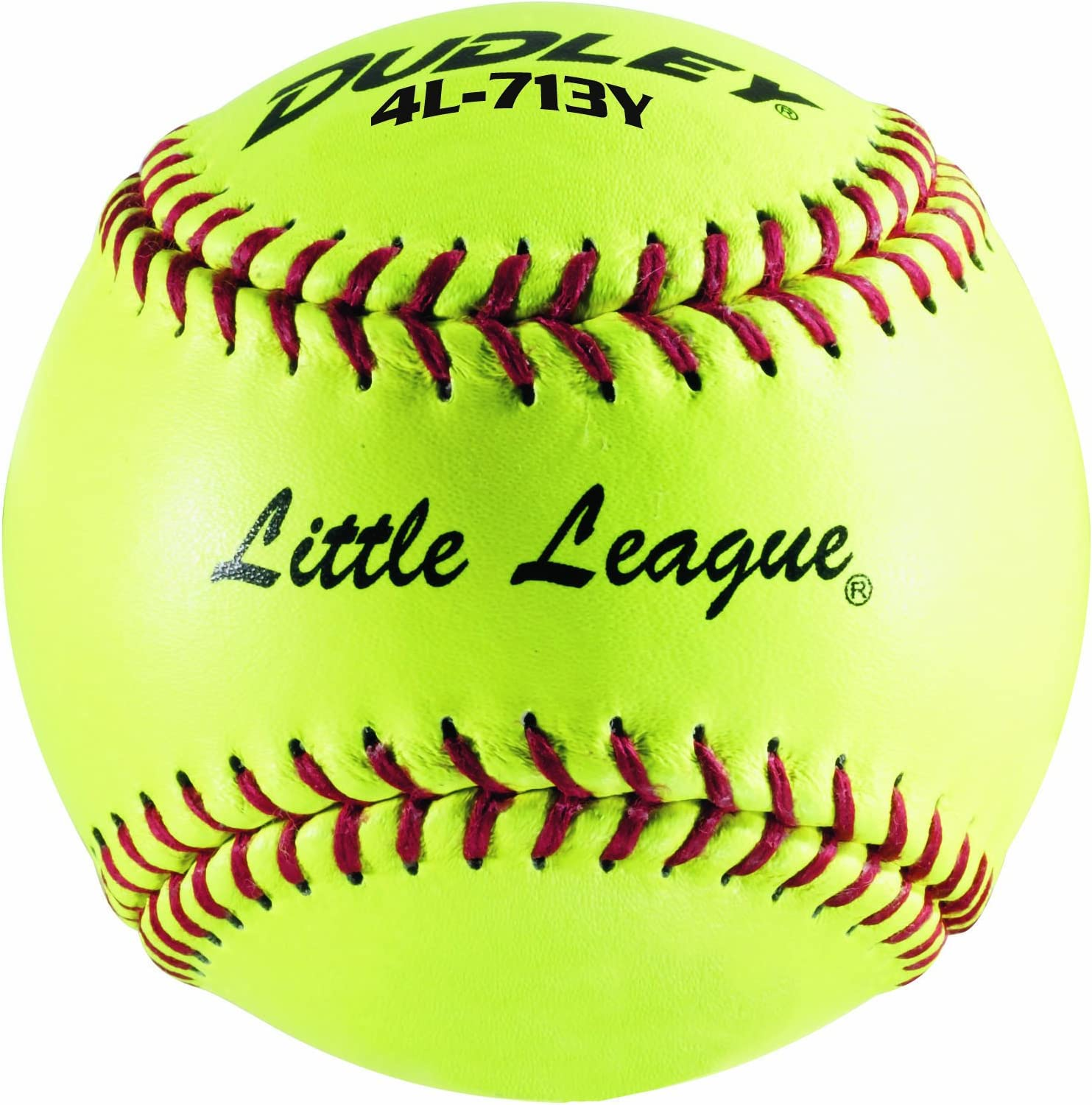 Dudley Online limited product National products Little League SY Fast Soft Synthetic Pitch Ball